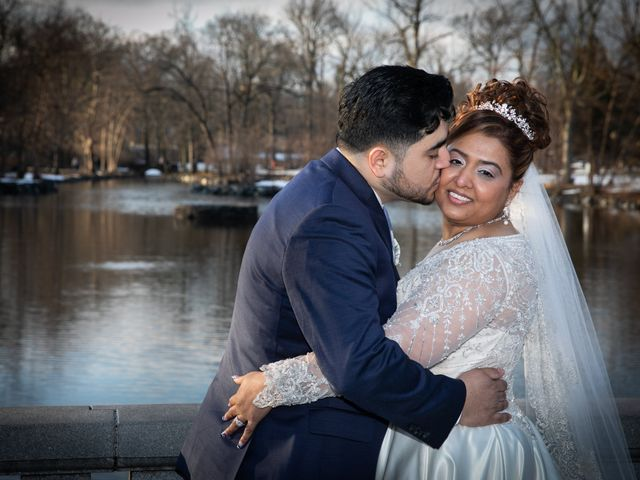 Abi and Bibi's Wedding in Edison, New Jersey 1