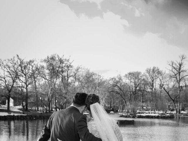 Abi and Bibi's Wedding in Edison, New Jersey 10