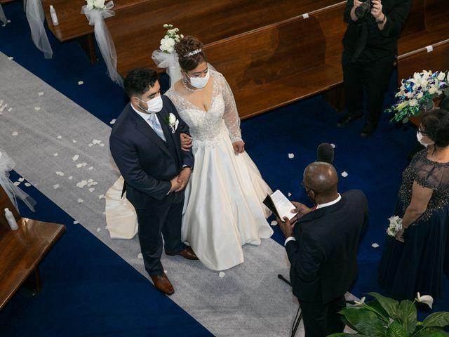 Abi and Bibi's Wedding in Edison, New Jersey 11