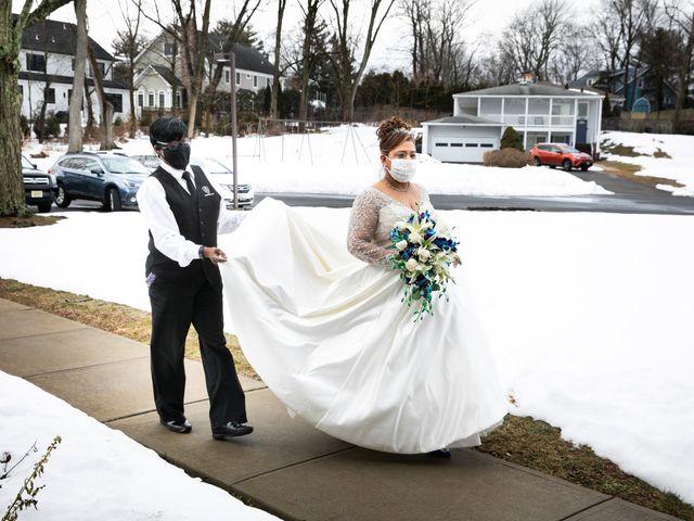 Abi and Bibi's Wedding in Edison, New Jersey 12