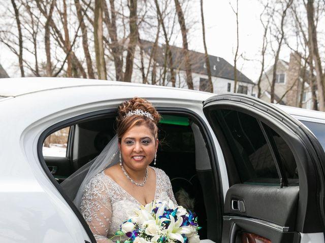 Abi and Bibi's Wedding in Edison, New Jersey 13