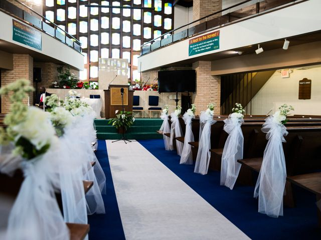 Abi and Bibi's Wedding in Edison, New Jersey 14