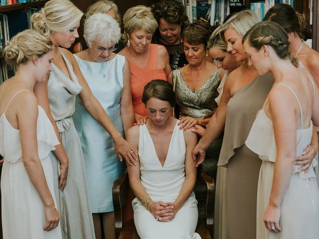 Jenna and Taylor's Wedding in Rocky River, Ohio 3