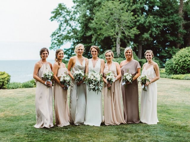 Jenna and Taylor's Wedding in Rocky River, Ohio 6