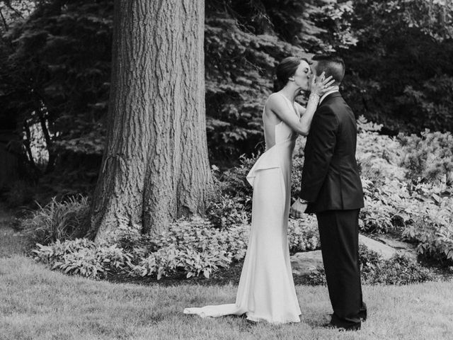 Jenna and Taylor's Wedding in Rocky River, Ohio 14