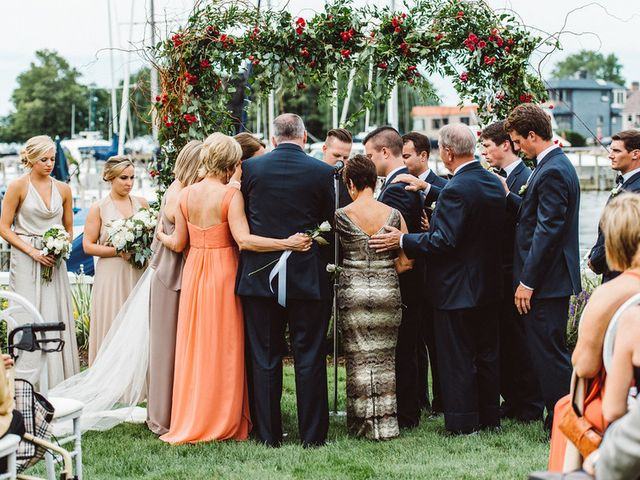 Jenna and Taylor's Wedding in Rocky River, Ohio 20