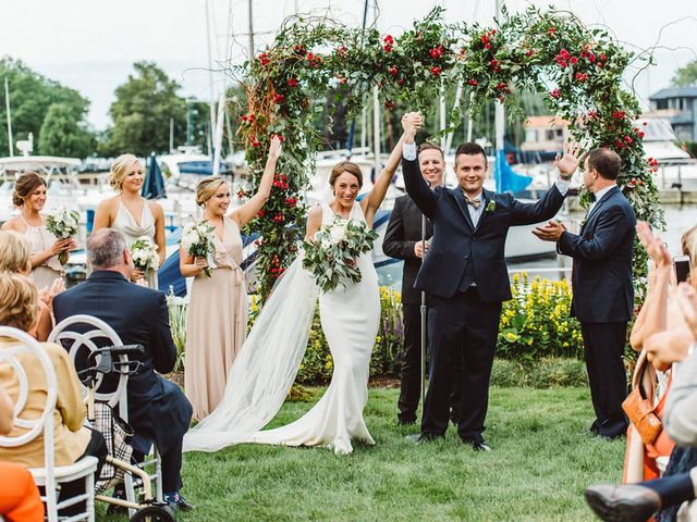 Jenna and Taylor's Wedding in Rocky River, Ohio 22