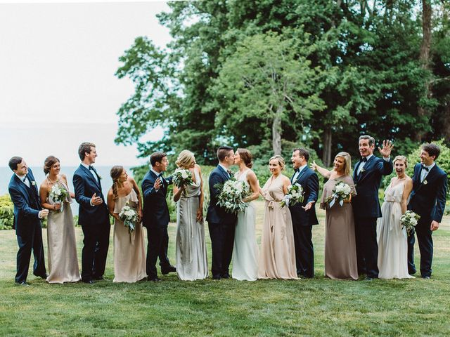 Jenna and Taylor's Wedding in Rocky River, Ohio 26