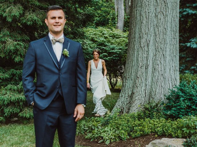 Jenna and Taylor's Wedding in Rocky River, Ohio 12
