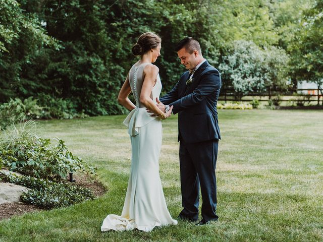 Jenna and Taylor's Wedding in Rocky River, Ohio 13