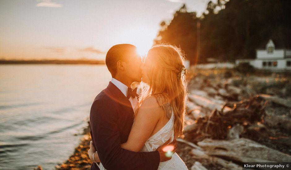 Chris and Katie's Wedding in Seattle, Washington