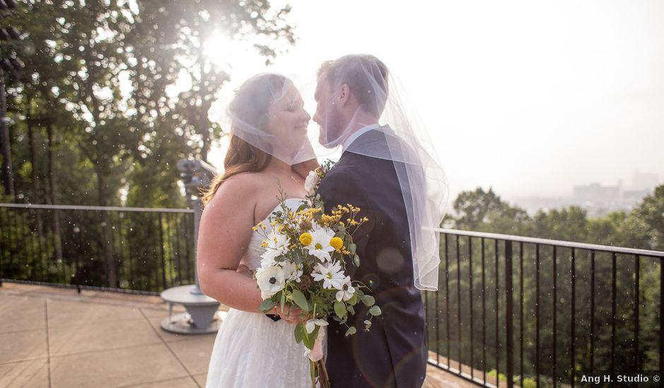 Beth and Josh's Wedding in Birmingham, Alabama