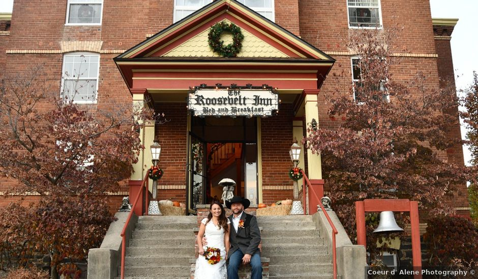 Shawn and Leslie's Wedding in Coeur D Alene, Idaho