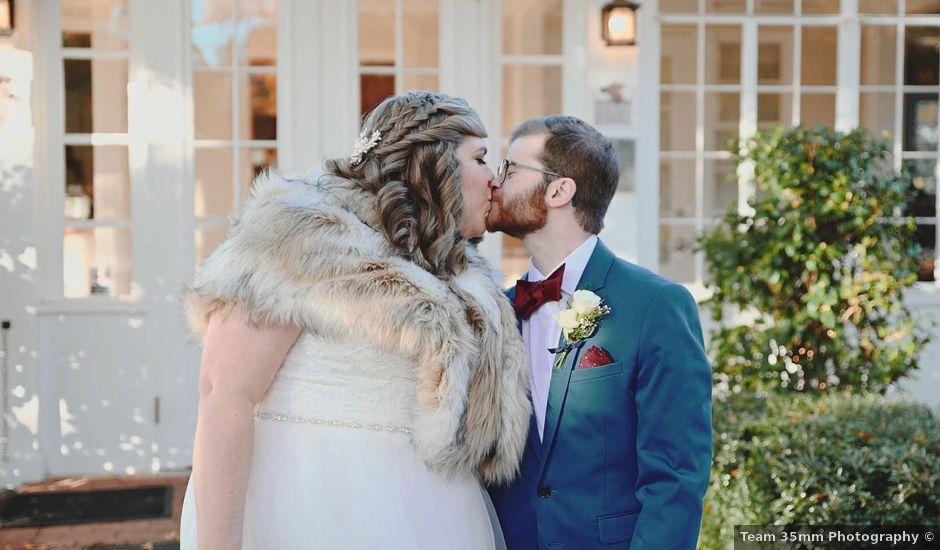 Cameron and Fallon's Wedding in Decatur, Georgia