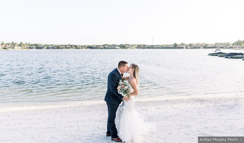 Alex and Kim's Wedding in Naples, Florida