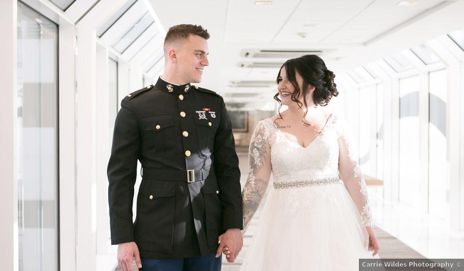 Jillian and Austin's Wedding in Tampa, Florida