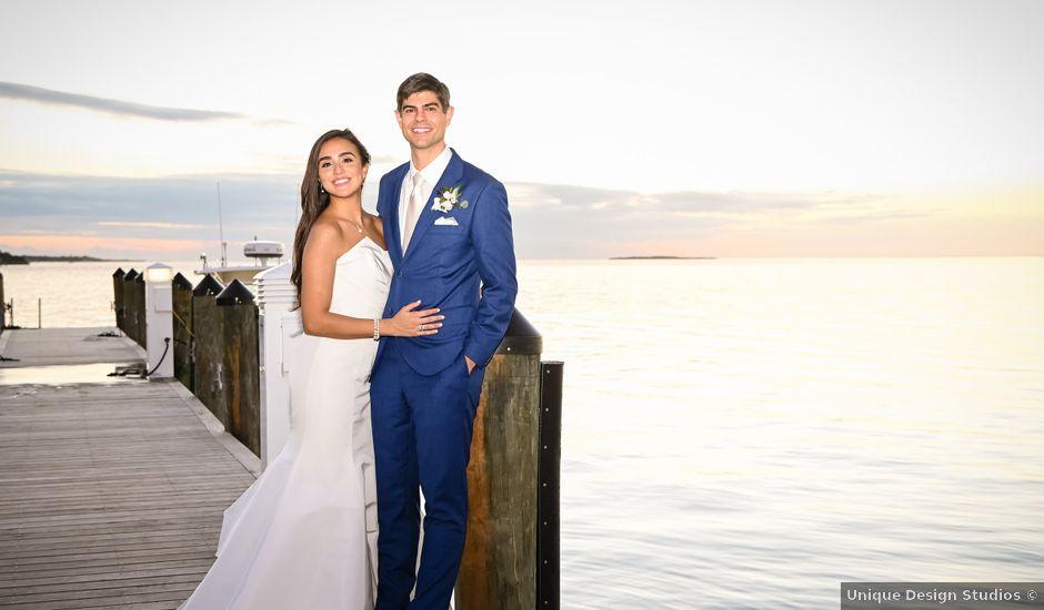 TOM and STEPHANIE's Wedding in Key Largo, Florida