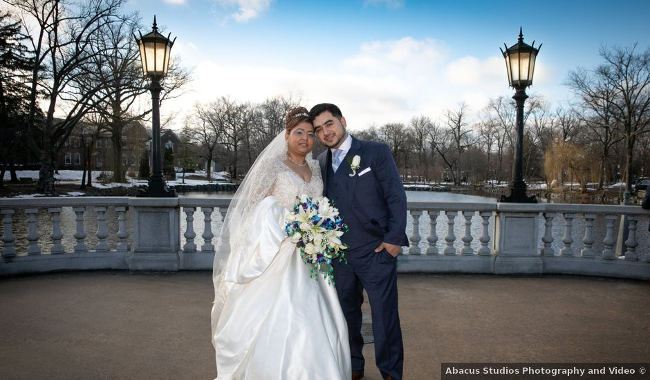 Abi and Bibi's Wedding in Edison, New Jersey