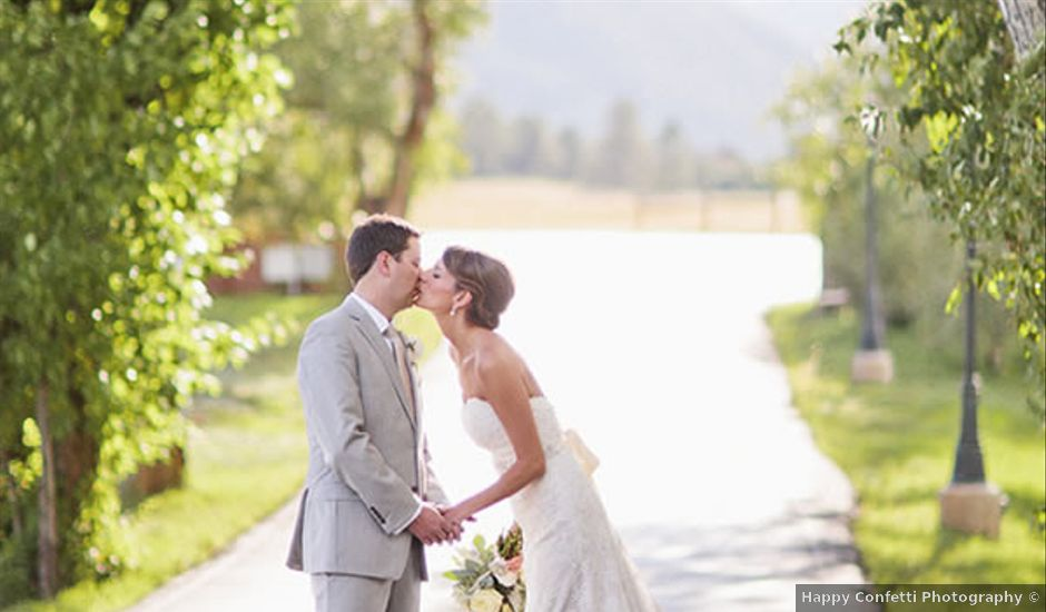 Emily and Todd's Wedding in Larkspur, Colorado