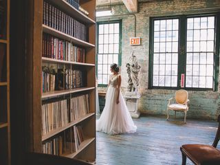 Leanne and Paul's Wedding in Long Island City, New York 3