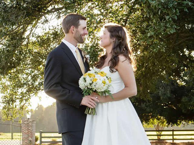 The wedding of Harold and Katie