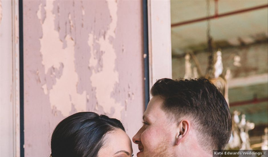 Leanne and Paul's Wedding in Long Island City, New York