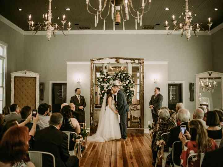 The wedding of Alisa and Jon