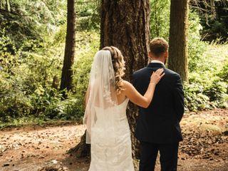Zach and Tiffanie's Wedding in Poulsbo, Washington 3