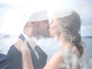 The wedding of Tiffanie and Zach