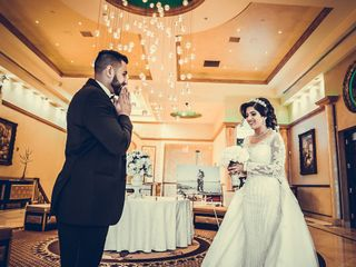 The wedding of Zainab and Sani 3