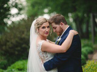 The wedding of Kayla and Jordan