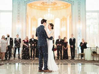 The wedding of Tara and Jason 1