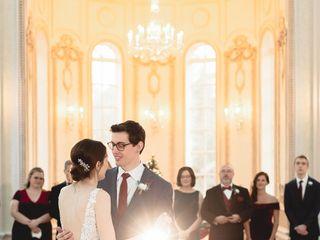 The wedding of Tara and Jason 2