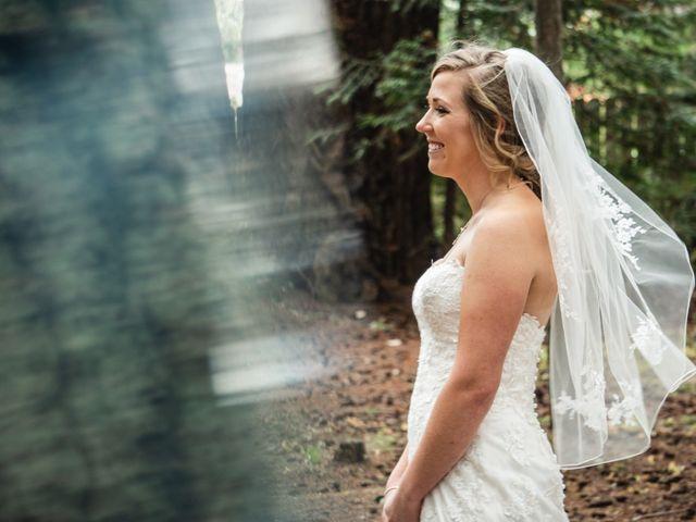 Zach and Tiffanie's Wedding in Poulsbo, Washington 2