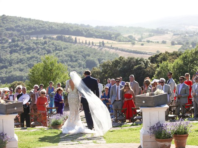 Porter and Kristen's Wedding in Tuscany, Italy 1