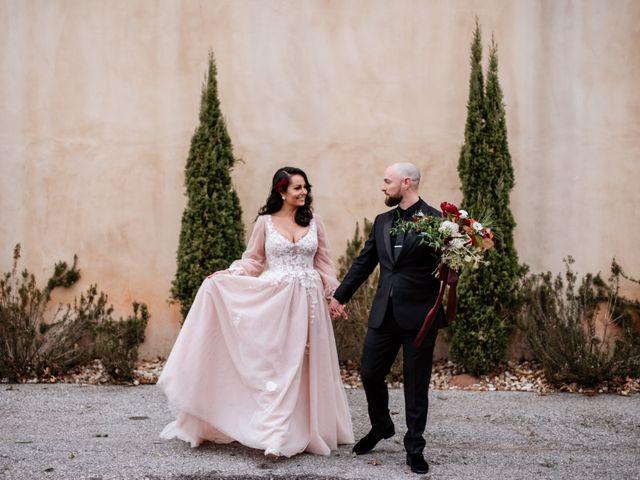 Jake and Erin's Wedding in Dahlonega, Georgia 15
