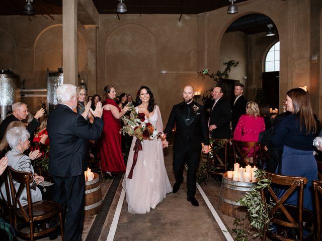 Jake and Erin's Wedding in Dahlonega, Georgia 14