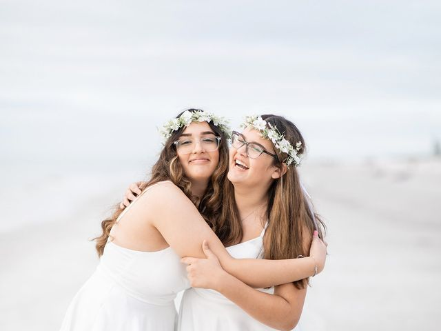Johanna and Daniel's Wedding in St. Pete Beach, Florida 6