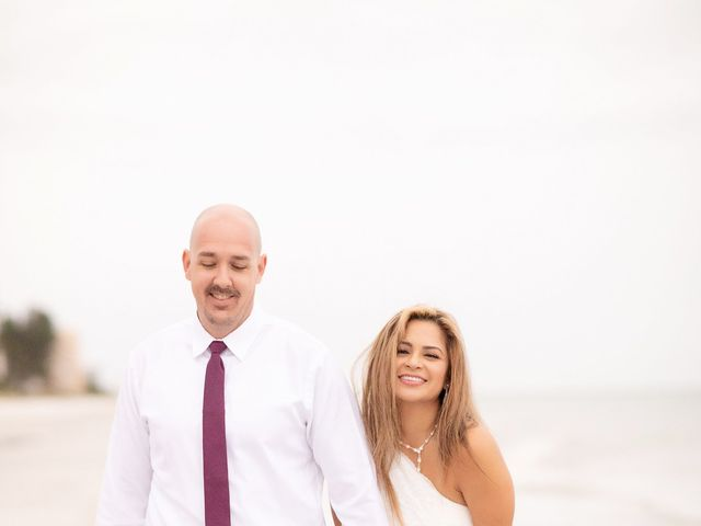 Johanna and Daniel's Wedding in St. Pete Beach, Florida 8