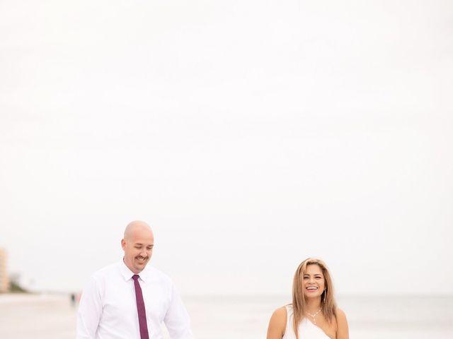 Johanna and Daniel's Wedding in St. Pete Beach, Florida 9