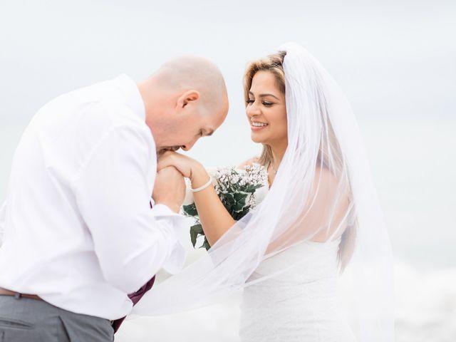 Johanna and Daniel's Wedding in St. Pete Beach, Florida 1