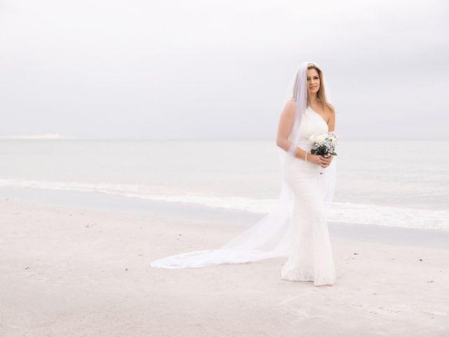 Johanna and Daniel's Wedding in St. Pete Beach, Florida 12
