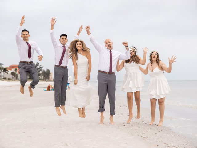 Johanna and Daniel's Wedding in St. Pete Beach, Florida 13