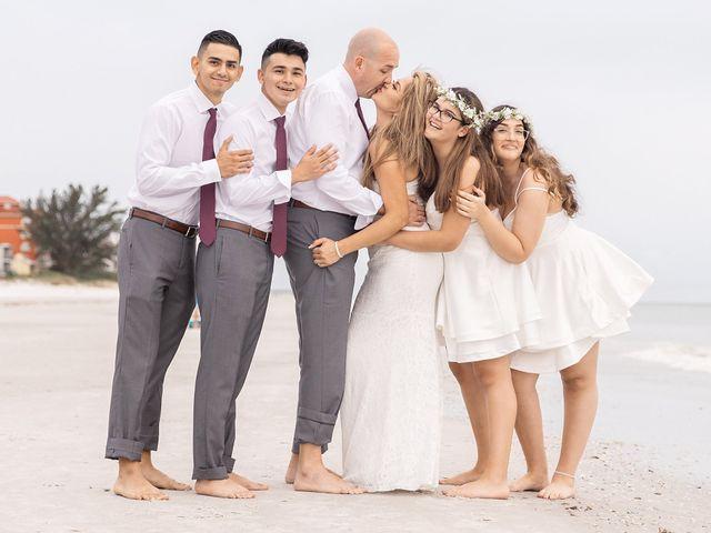 Johanna and Daniel's Wedding in St. Pete Beach, Florida 14