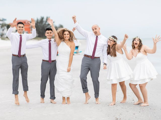 Johanna and Daniel's Wedding in St. Pete Beach, Florida 22