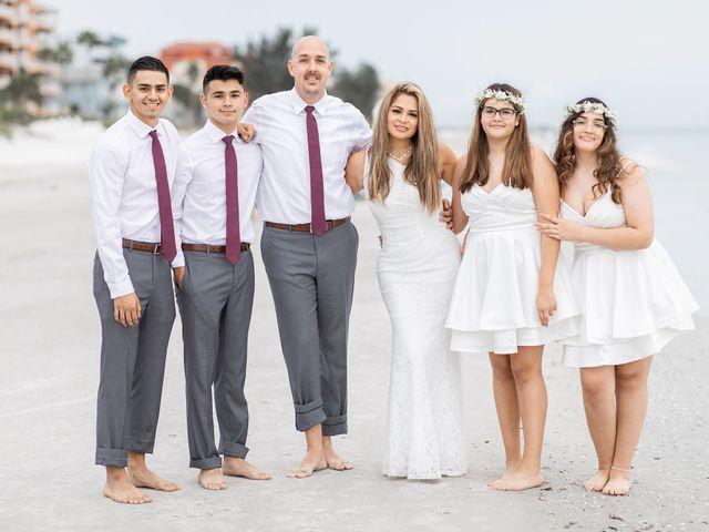 Johanna and Daniel's Wedding in St. Pete Beach, Florida 25