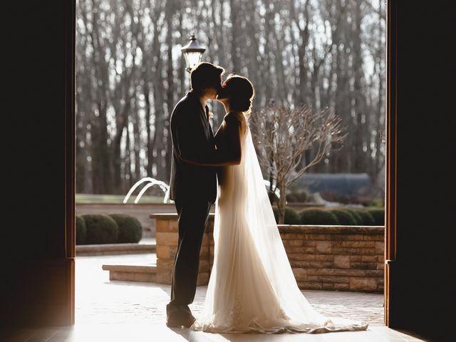 The wedding of Tara and Jason