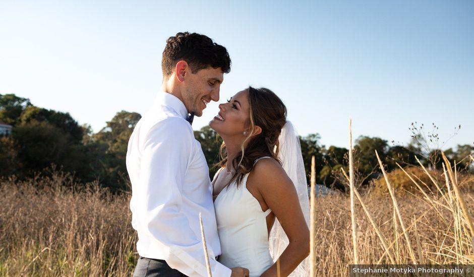 Louis and Chelsea's Wedding in Vineyard Haven, Massachusetts