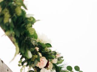 The wedding of Catherine and Bradley 2