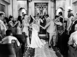 The wedding of Rose and Hagop 1